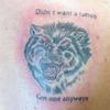 156200 - Tattoo Failure