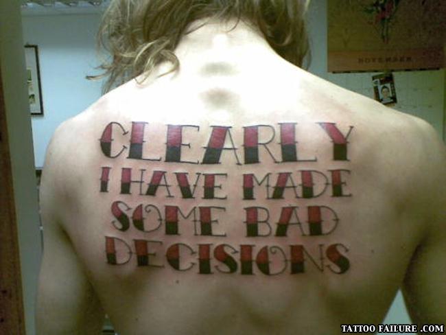 Tattoo-Fails: Diese Körperkunst ist nur peinlich | Berliner Zeitung